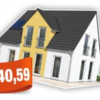 Ein Town & Country Traumhaus für gerade einmal 140,59 Euro!